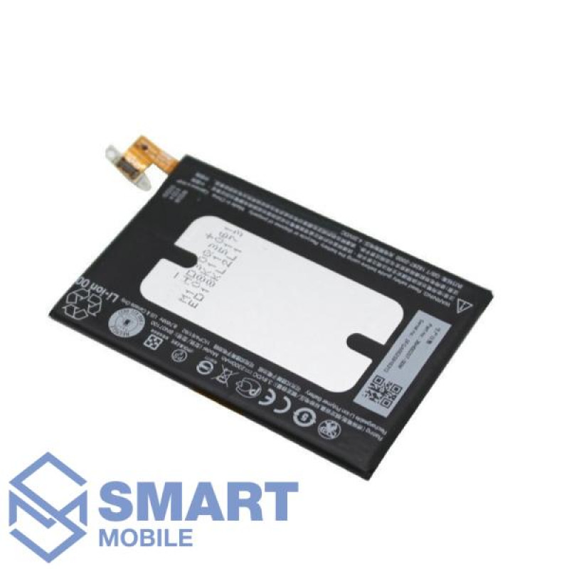 АКБ HTC One M7/801e/802w/One Dual/Butterfly S, (2300 mAh), Premium